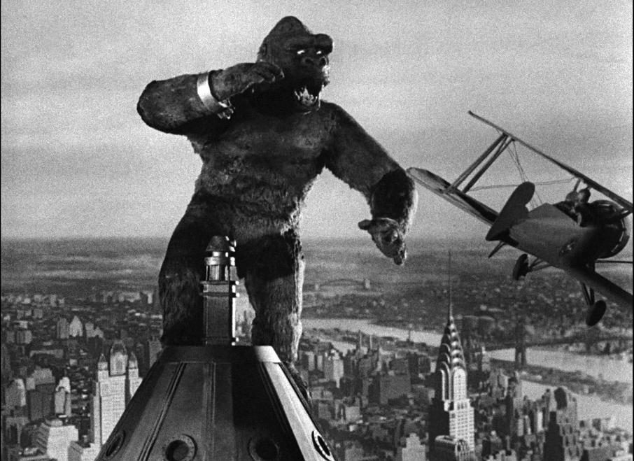 King Kong - Nueva York de película