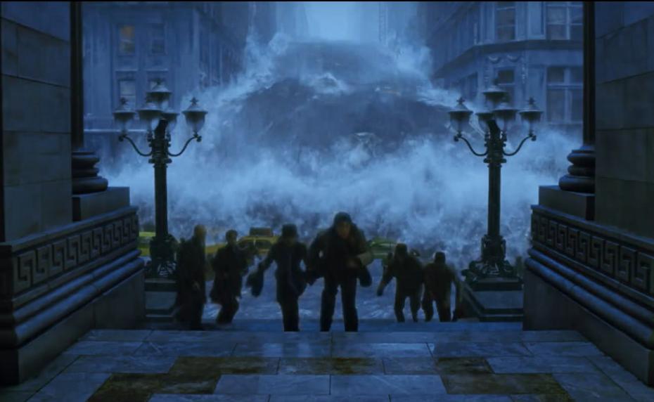 The Day After Tomorrow - Nueva York de película