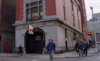 Ghostbusters HQ - Nueva York de película