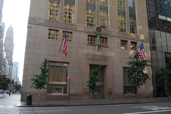 Tiffany's & Co. - Nueva York de película