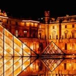 Louvre - Pyramide