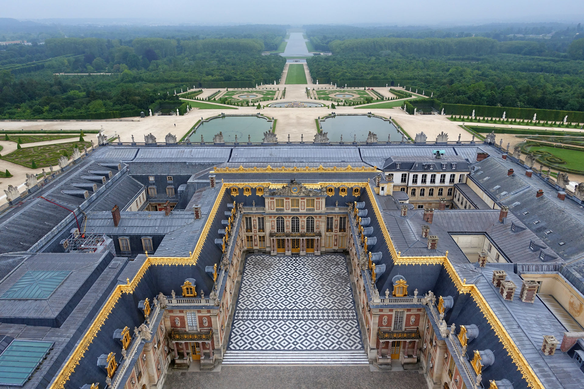Versalles - Paris   Ready To Go